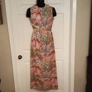 Gorgeous Vintage Maxi Dress